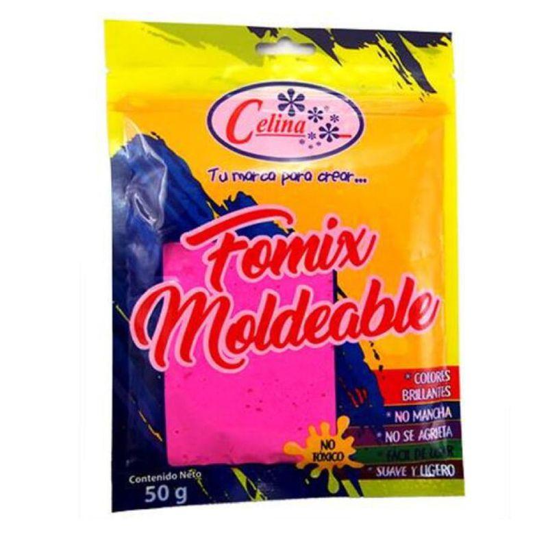 Foamy-Moldeable-Fucsia