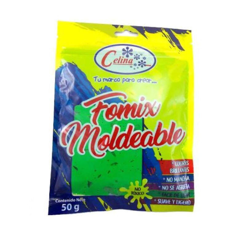 Foamy-Moldeable-Verde-Limon