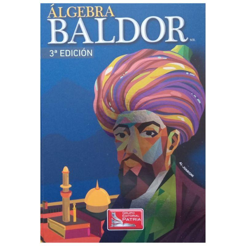 Algebra-de-Baldor
