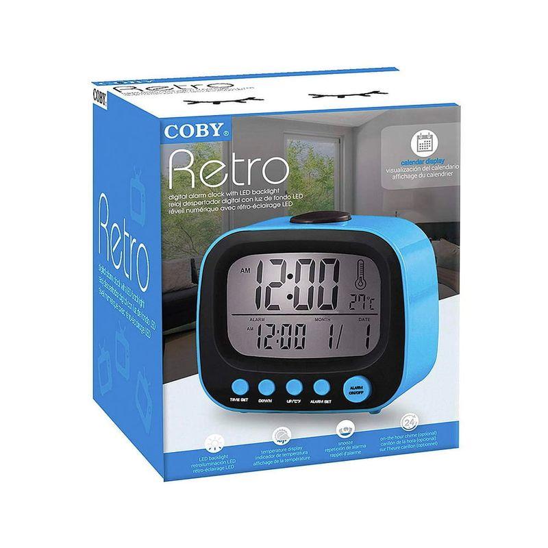 Reloj-Despertador---CBC-52---Azul