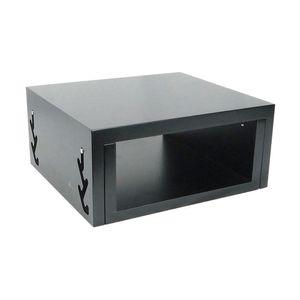 Mesa Graduable Mini para Monitor - ARTECMA - 1285 - Negro