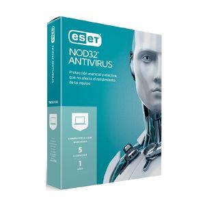 Antivirus - ESET - NOD 32 Home 3 Máquinas