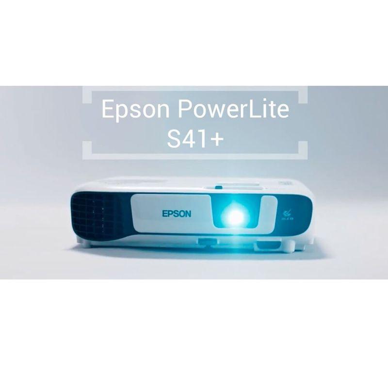 Proyector-3300-Lumenes---EPSON---POWER-LITE-S41-