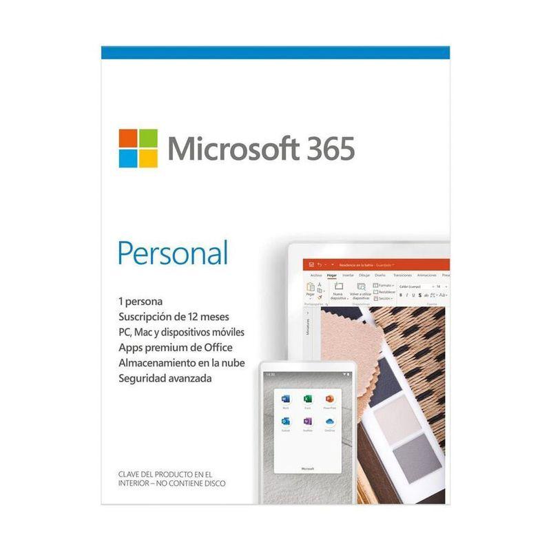 Office-365---MICROSOFT---Personal