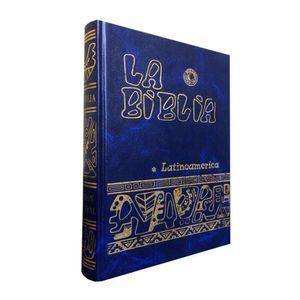 Biblia Latinoamericana pequeña pasta dura