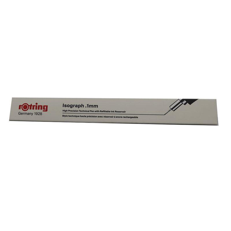 Rapidografo-0.1mm-isograph