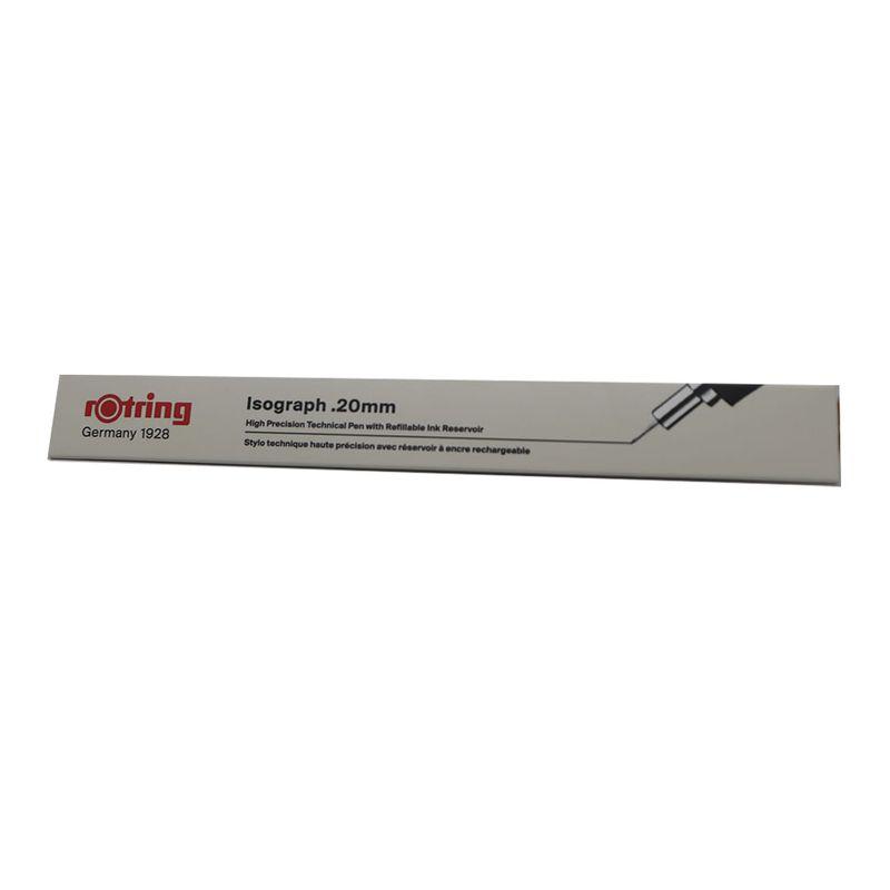 Rapidografo-0.2mm-isograph