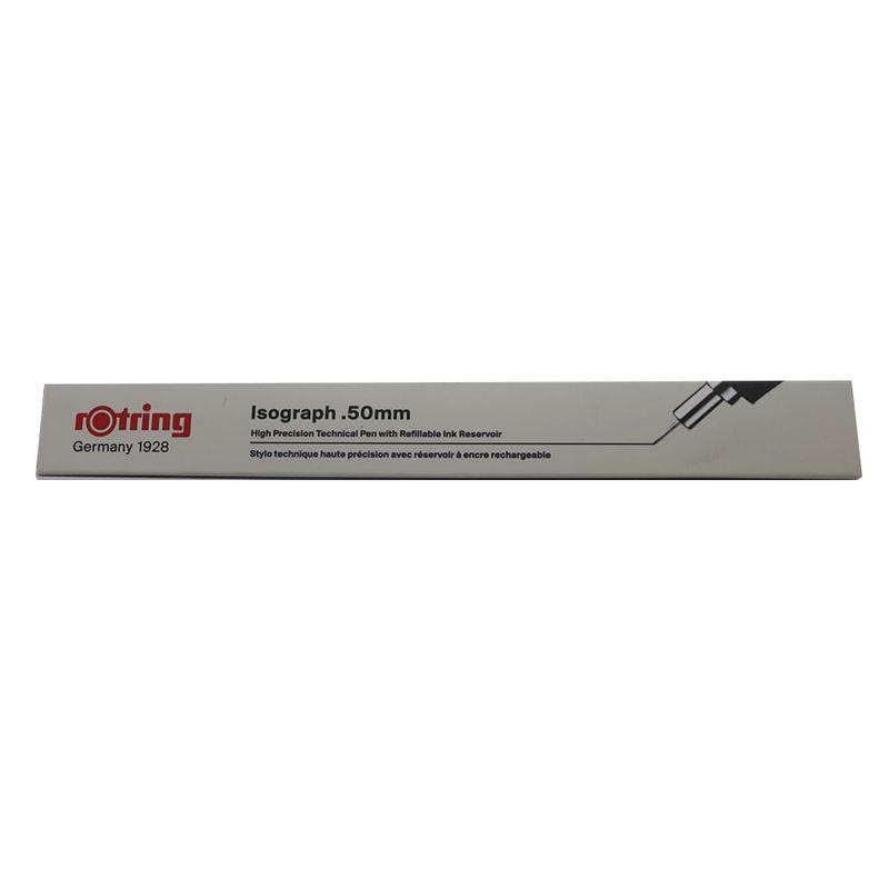 Rapidografo-0.5mm-isograph