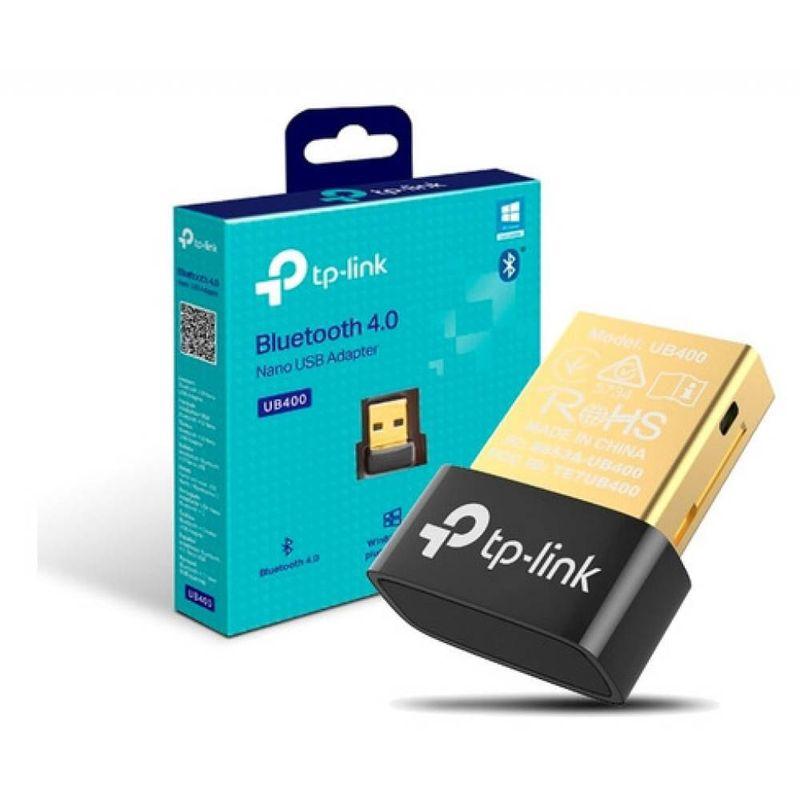 Adaptador-USB-a-Bluetooth---TP-LINK---UB400