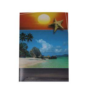 Cuaderno grapado A5 50hjs pautado mixto de música económico