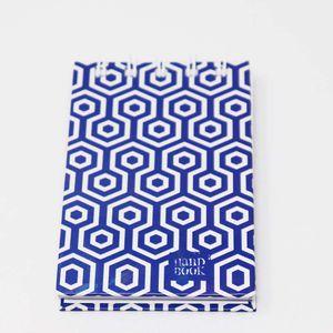 Libreta espiral #1 1/2 100hjs cuadros pasta dura varios modelos