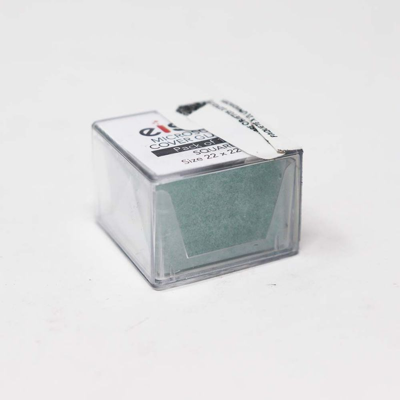 Cubre-objeto-22x22mm-pqtx100un