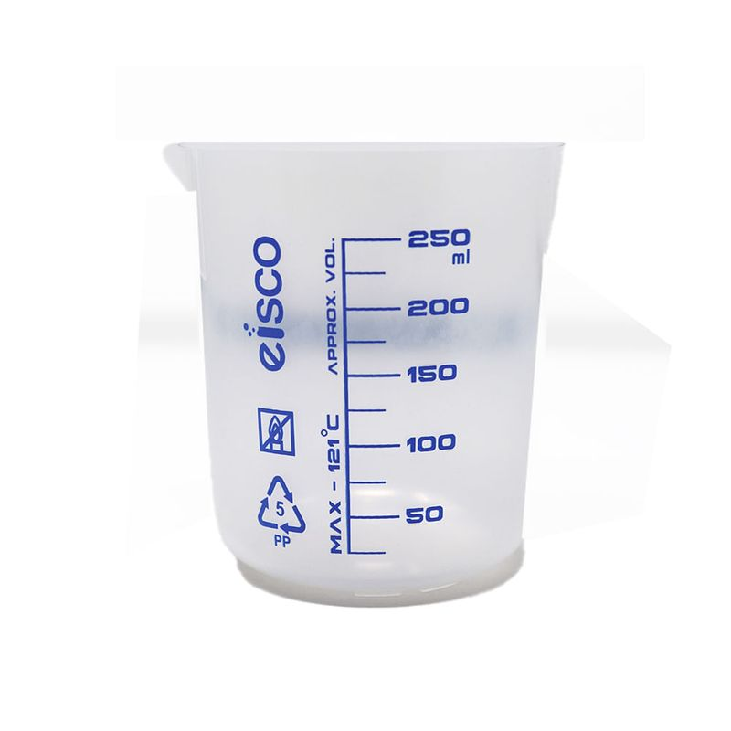 Vaso-250ml-plastico-escala-azul