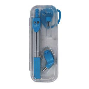 Compás escolar adaptador mina 2.00mm en caja 801521