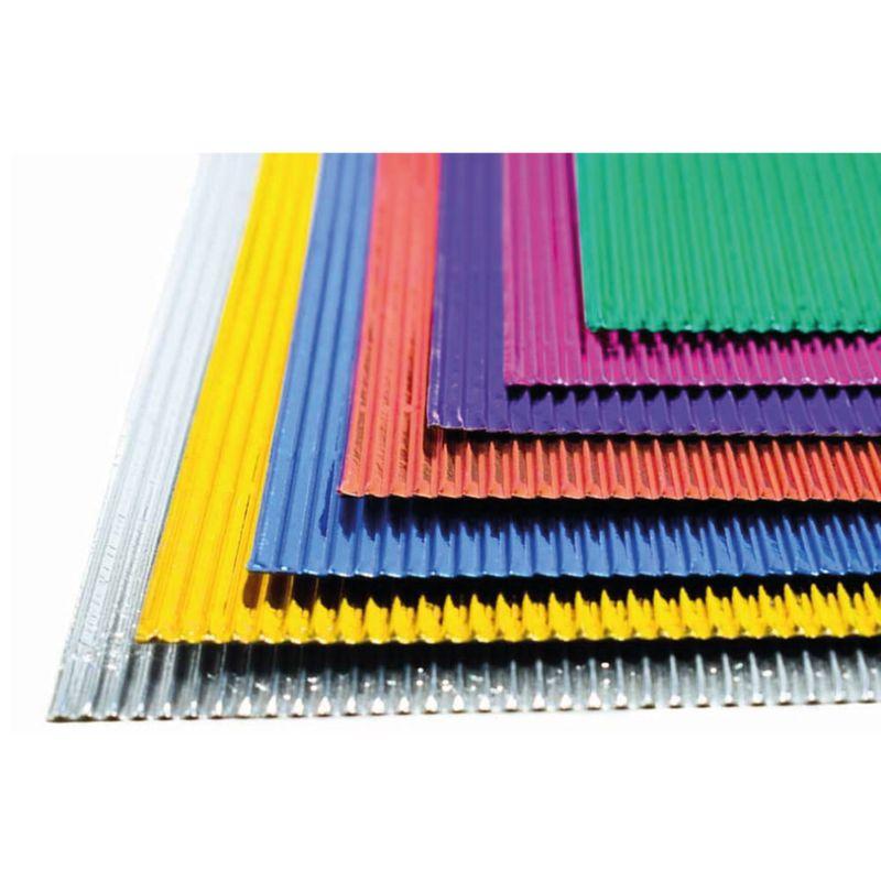 Carton-Corrugado-Ondulado-Metalizado-A4