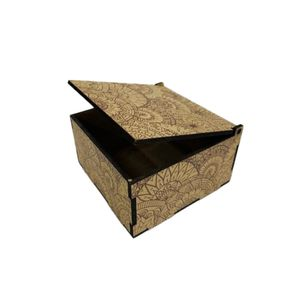 Caja de Madera Portapañuelos varios modelos