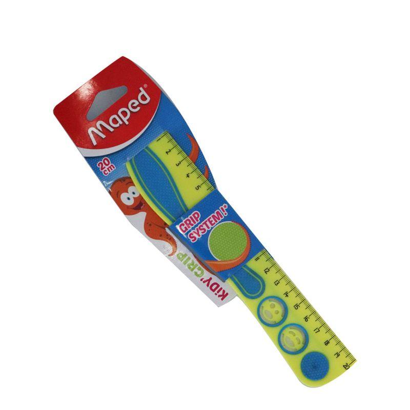 Regla-plastica-20cm-kidy-grip