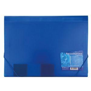 Folder Plástico A4 con Elástico