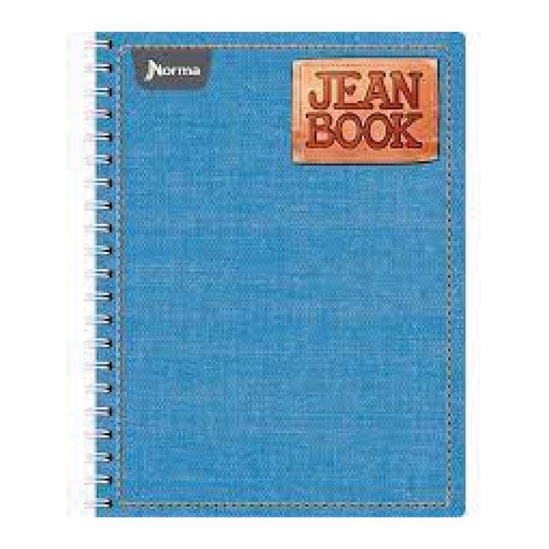 Cuaderno-espiral-A4-100hjs-cuadros-pasta-dura-Jean-Book-Teen