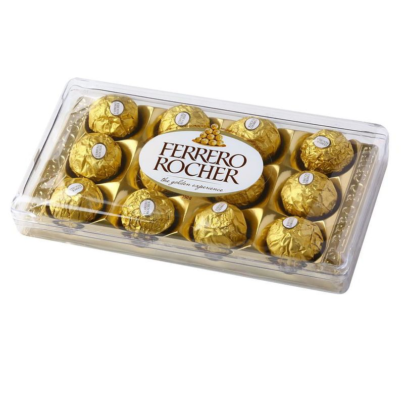 Chocolate-Bombon-Ferrero-Rocher-200Gr
