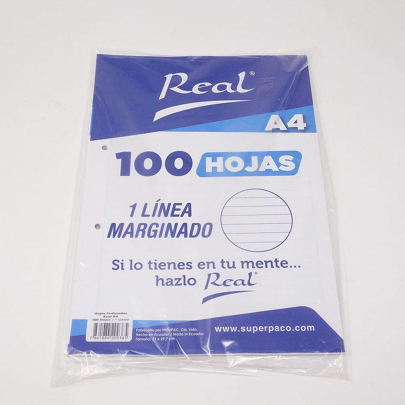 Papel-Marginado-Parvulario-1-Linea-A4