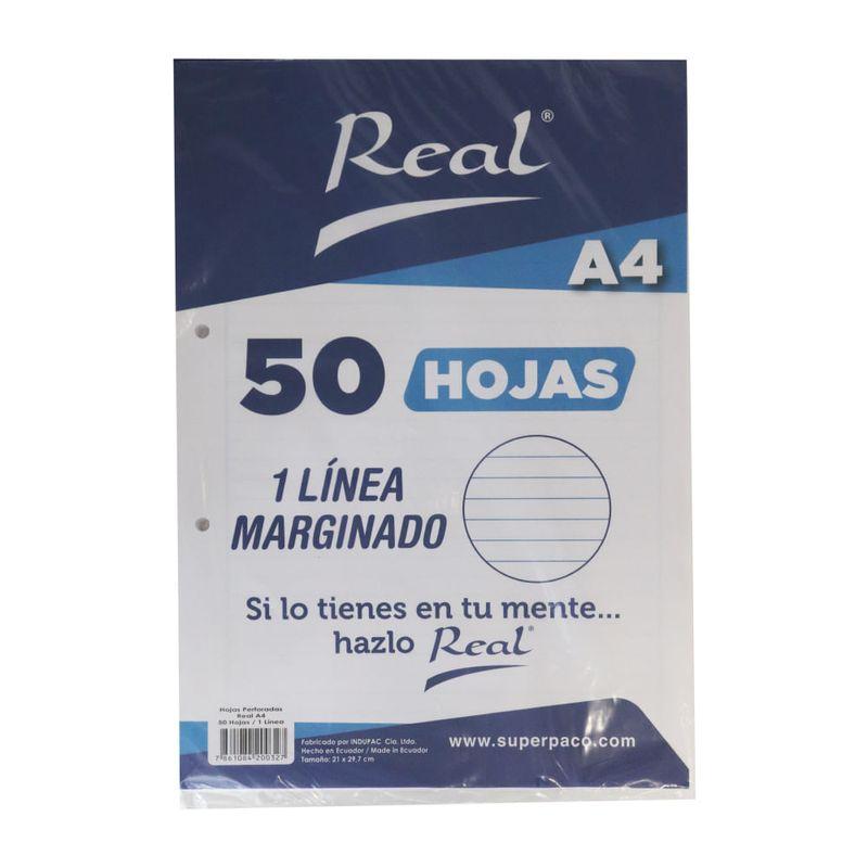 Papel-Marginado-1-Linea-A4-50H