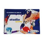 Cuaderno-espiral-A4--5-30hjs-con-margen-de-dibujo-economico