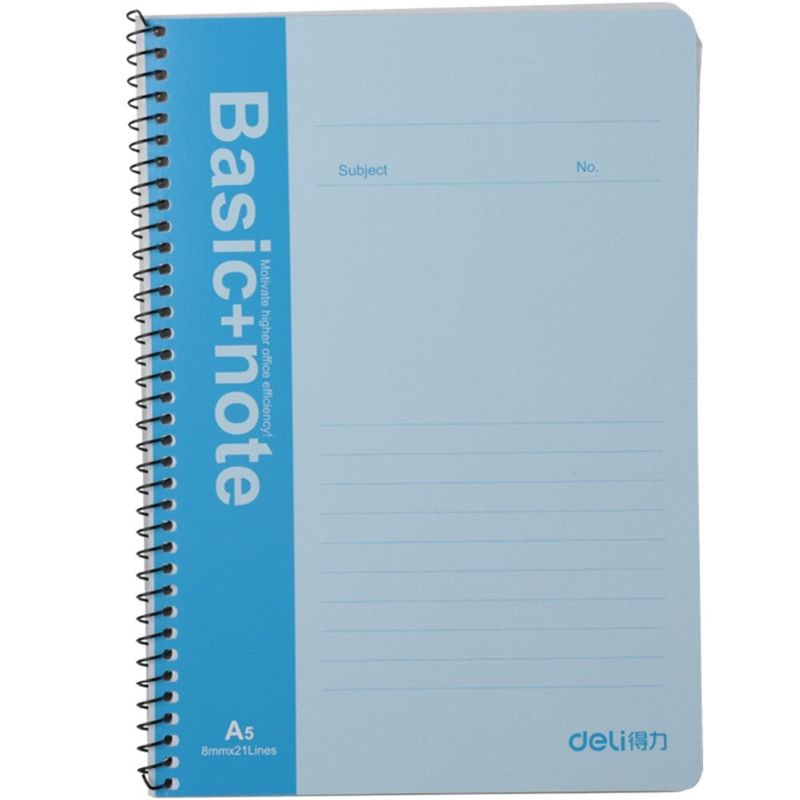 Cuaderno-espiral-A5-60hjs-cuadros-economico-Hojas