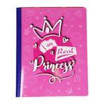 Cuaderno-cosido-100hjs-cuadros-economico-Princesa-rosa
