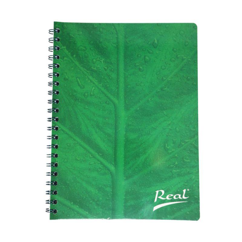 Cuaderno-espiral-A4-60hjs-cuadros-economico-Hoja-verde