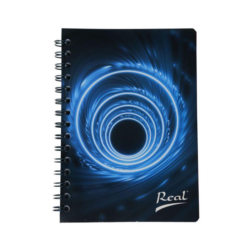 Cuaderno-espiral-A5-100hjs-cuadros-economico-Circulo-led