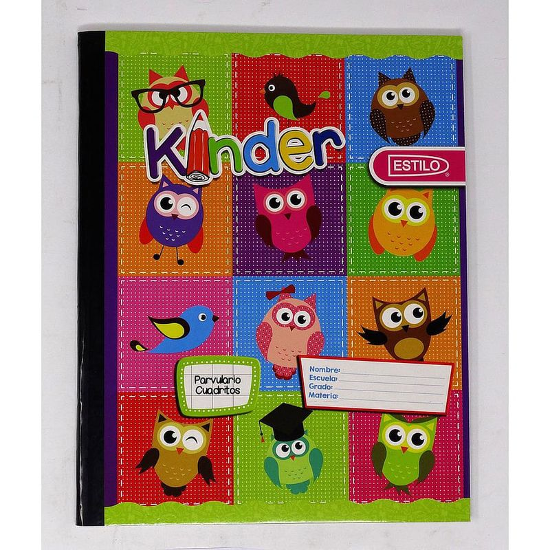 Cuaderno-cosido-100hjs-cuadros-economico-Estilo