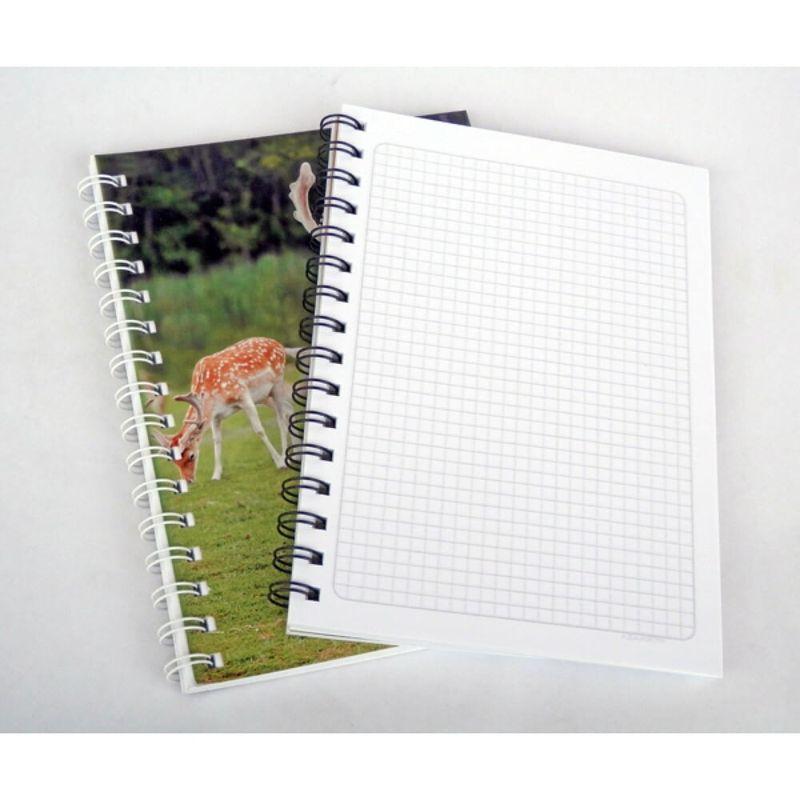 Cuaderno-espiral-A5-100hjs-cuadros-economico-Estilo