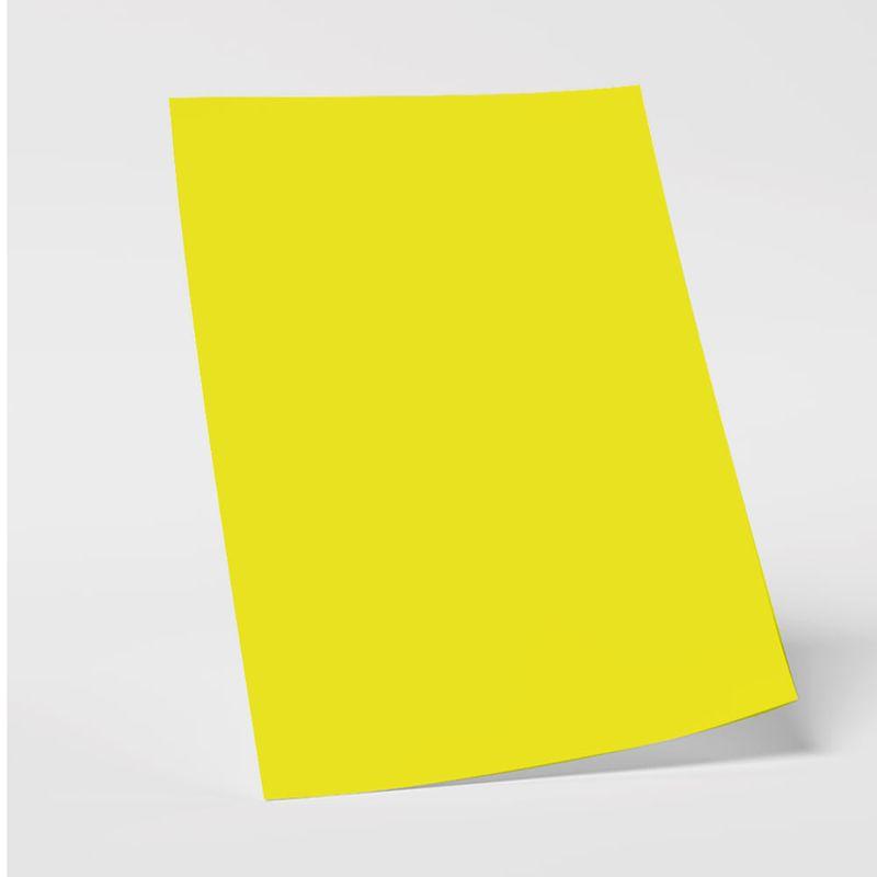 Papel-Brillante-Amarillo