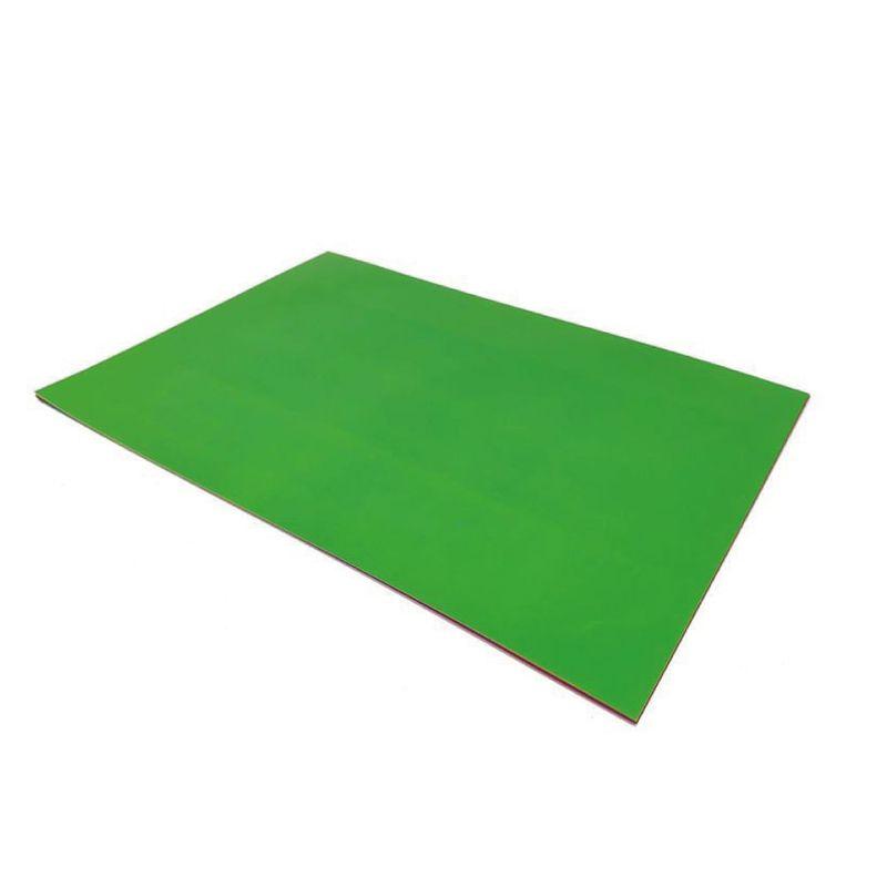 Papel-Brillante-Verde