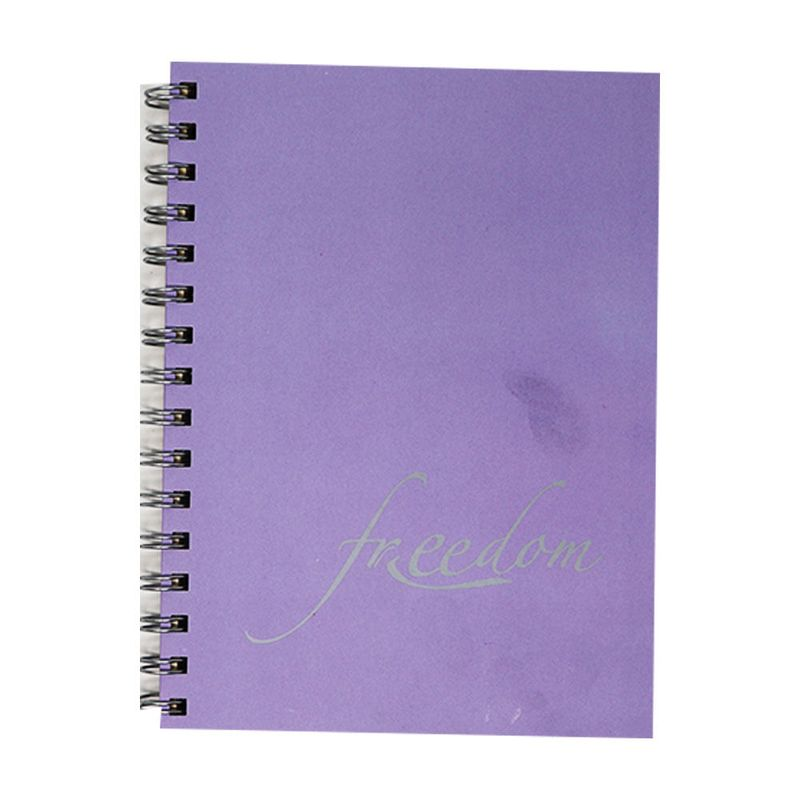Cuaderno-espiral-A5-75hjs-sin-lineas-pasta-dura-Touch-80gr