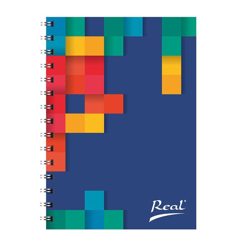 Cuaderno-espiral-A4-100hjs-1-linea-pasta-dura-Tetris