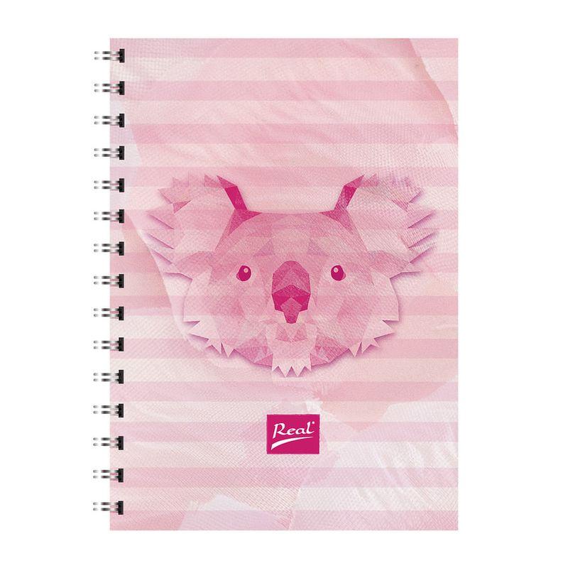 Cuaderno-espiral-A4-100hjs-1-linea-pasta-dura-Koala