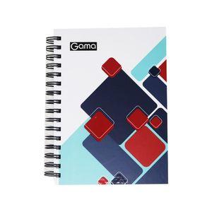 Cuaderno espiral A5 200hjs mixto pasta dura género masculino