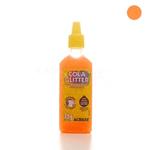 Pega-especial-con-escarcha-35grs-naranja-glitter