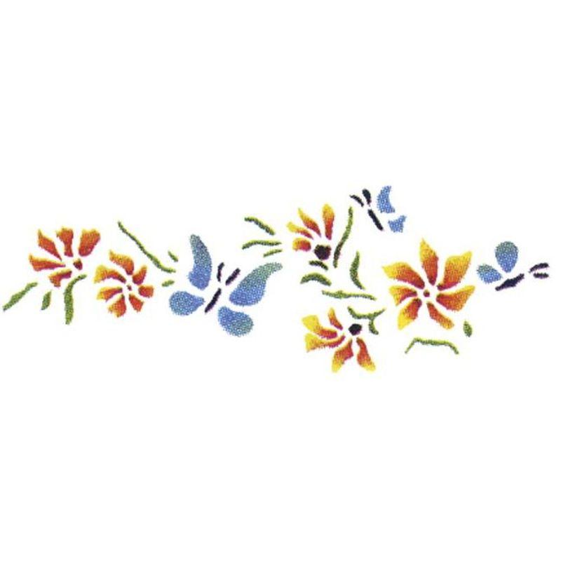 Stencil-33x14cm-mariposas-1186