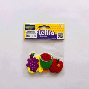 Sticker Adhesivo Alto Relieve Bretini