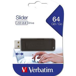 Jet Flash 64GB - VERBATIM - 98698
