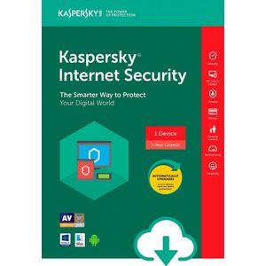 Antivirus - KASPERSKY - Kis Internet Security 1 Máquina