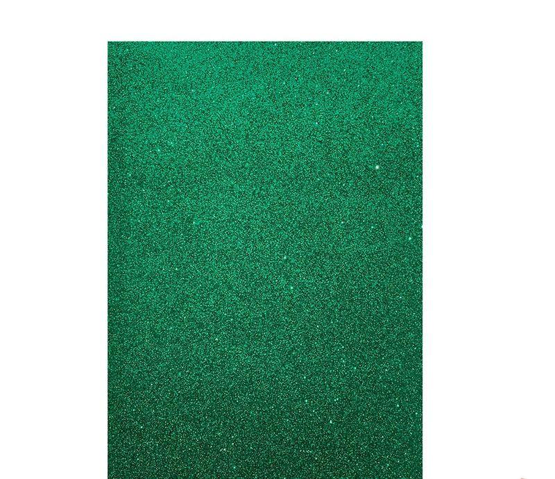 Foamy-Escarchado-A4-Verde-Oscuro