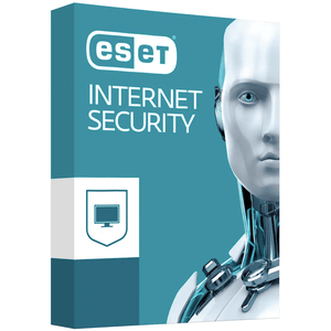Antivirus - ESET - Internet Security 1 Máquina