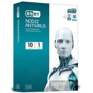 Antivirus - ESET - NOD 32 Home 1 Máquina