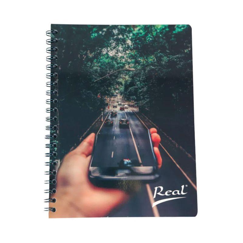 Cuaderno-espiral-A5-60hjs-cuadros-economico-Bosque