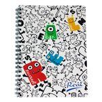 Cuaderno-espiral-A4-60hjs-cuadros-economico-es