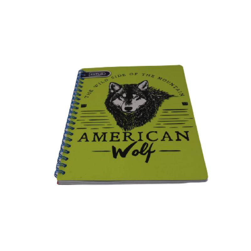 Cuaderno-espiral-A4-100hjs-cuadros-economico-Estilo